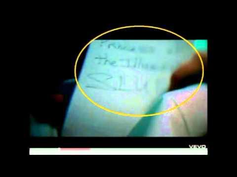 Décryptage clip Rihanna - S&M (princess of the illuminati)