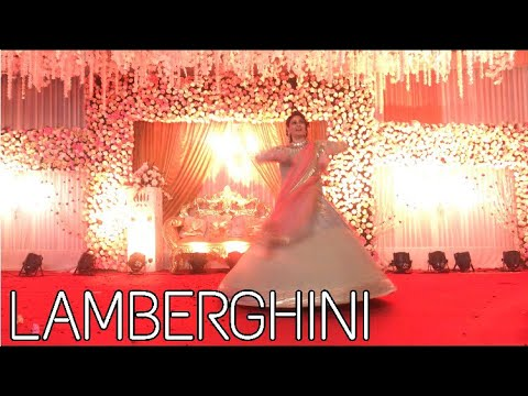 Lamberghini| The Doorbeen Feat Ragini| Wedding Choreography| Solo Dance Performance| Bolly Garage