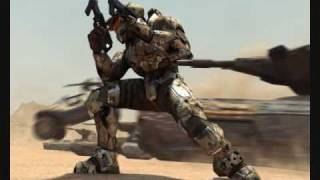 Halo 1, Halo 2, and Halo 3 Theme Songs