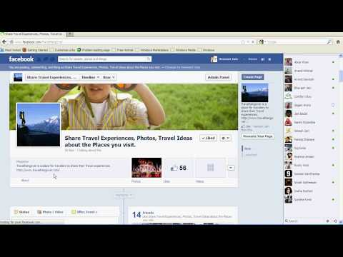 How to Increase Likes in Facebook Fan Page - Video Tutorial
