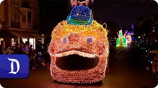 Main Street Electrical Parade Celebrates 45 Years Since Debut at Disneyland Park
