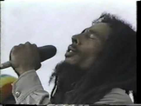 Bob Marley no Woman No Cry 1979 video