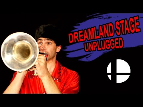 SUPER SMASH BROS UNPLUGGED - Dreamland Stage (Trumpet Cover)
