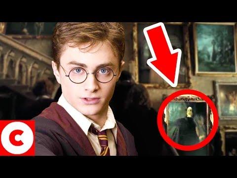 10 Détails Incroyables Cachés Dans Les Films d'HARRY POTTER