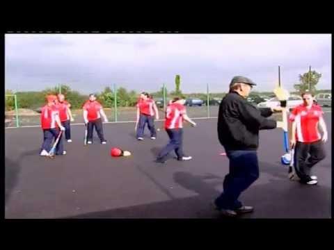 Gaelic Games - Hurling (PS2)(Promo) Wall Ball (GAA Bonus DVD)