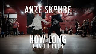 Download Lagu Charlie Puth - How Long / Choreography by Anze Skrube Gratis STAFABAND