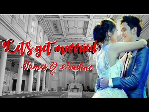 Let's get married by William Single | JaDine MV