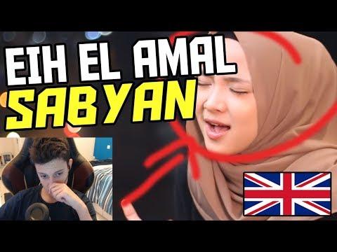 Download  *REACTION* Eih El Amal - Cover by Nissa Nissa Sabyan Song Reaction Gratis, download lagu terbaru