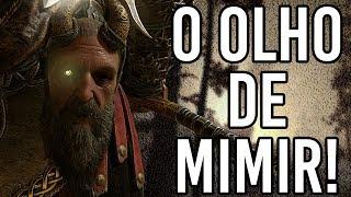 Abre o Olho, Mermão! - God of War - Parte 8