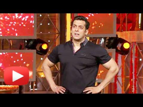 Salman Khan Not Interested In Watching Bigg Boss 8 HALLA BOL