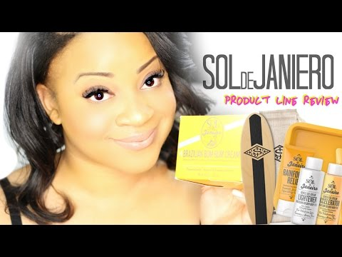 OverView: Sol De Janiero Product !  Are they worth it?