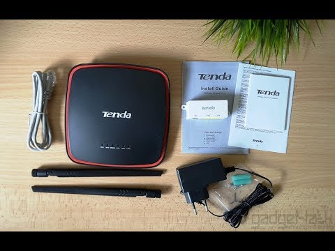 Tenda 300Mbps wireless N Access point Ap4 Unboxing Review (hindi)