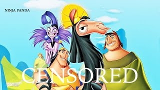 THE EMPEROR'S NEW GROOVE | Unnecessary Censorship | Try Not To Laugh