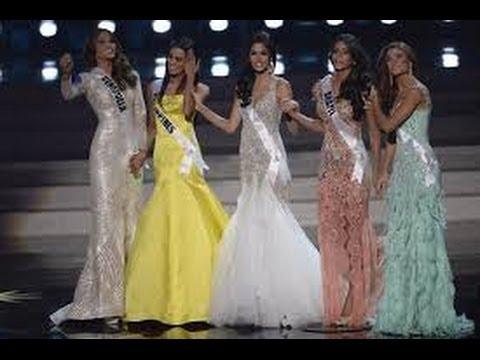 Miss Universo 2013 Miss Universe 2013 Las 5