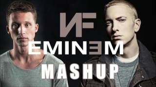 Download Lagu NF & Eminem Mashup Gratis STAFABAND