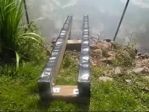 How to Make A Jet Ski Ramp - YouTube