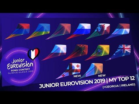 Junior Eurovision 2019 | My Top 12 (So Far) | (+Georgia