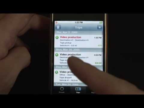 MileBug for the iPhone and iPod Touch Review