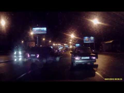 «Семерка» ЧОПа сбила пешехода на Динамо 30.12.13