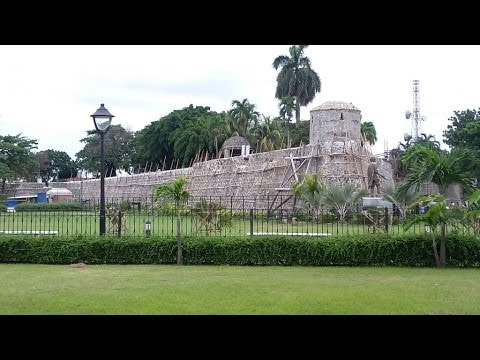 Fort San Pedro ~ Cebu City Philippines ~ Video 2 of 2 ~ Philippines Tourism