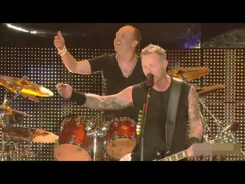 Metallica - Ride The Lightning [Full Album LIVE] (2012)