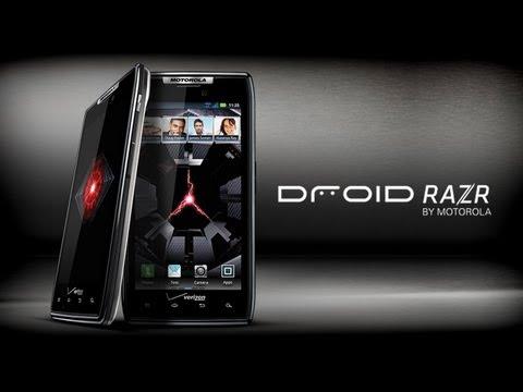 Motorola RAZR im GIGA Test