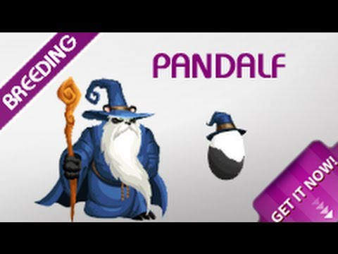 Monster Legends Get Pandalf By Breeding