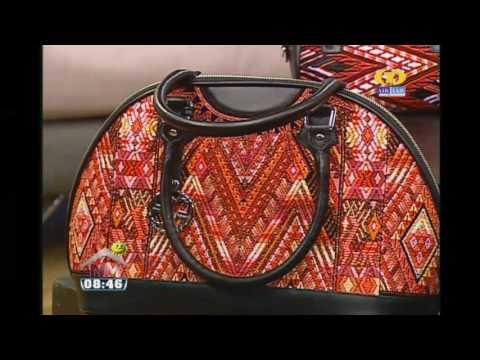 Alida Boer y Maria's Bag