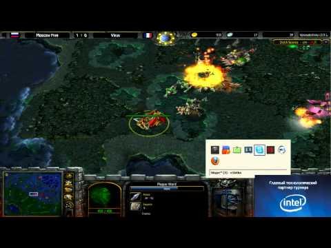 M5 vs Virus @ ICSC 8 Groupstage 2 Game 2