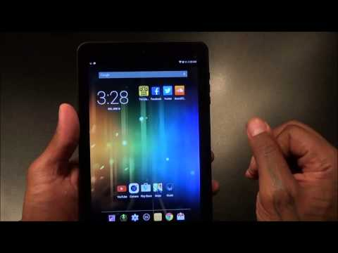 DeerBrook Quiver 8 inch Octa Core Android Tablet