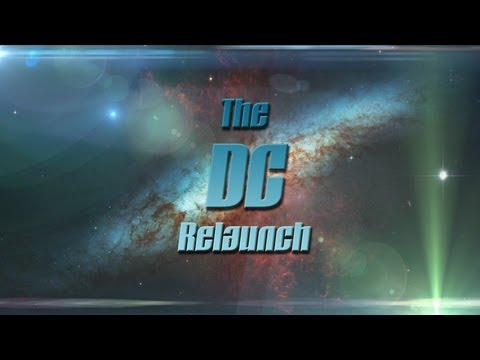 The DC Relaunch