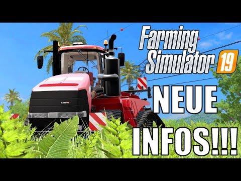 Farming Simulator 19 - Noch mehr Tiere?! Brandneue bestätigte Infos!