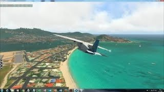 Carenado Dornier 228 in X-Plane 11