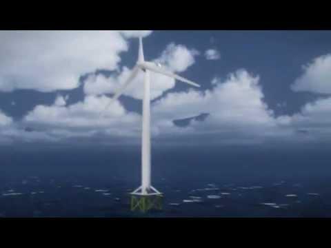 Largest Offshore Wind Turbine - Vestas V164-7.0 MW