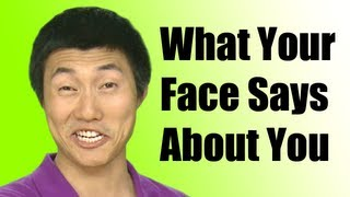 What Your Face Says About You - Chinese Physiognomy