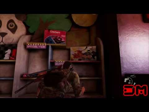 The Last Of Us - Easter Egg Uncharted Jak & Daxter