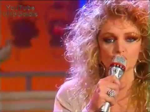 Bonnie Tyler From the Bottom of My Lonely Heart (ZDF. Musik liegt in der Luft. 14.11.1993) retronew