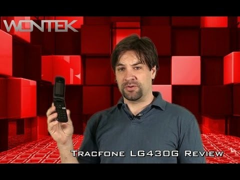 Tracfone LG430G Review
