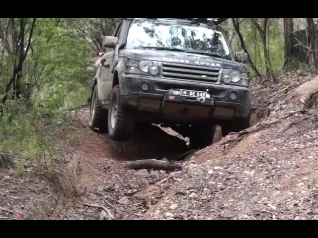 Wallaroo Part IV: Land Rover extreme offroad test - YouTube