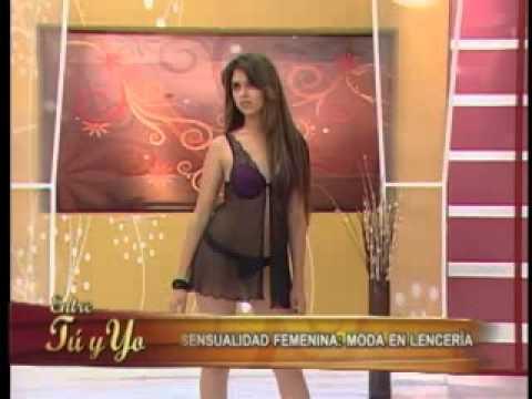 Sensualidad femenina: Moda en lencería