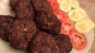 Kachay Qeemay Kay Kabab / Beef Kabab Recipe/ By Sehar Syed
