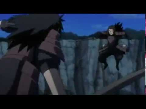 Madara Uchiha Vs Hashirama (hokage 1) Full Fight Subtitel Indonesia video