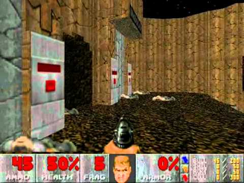 Mountain King for Doom2 demo movie