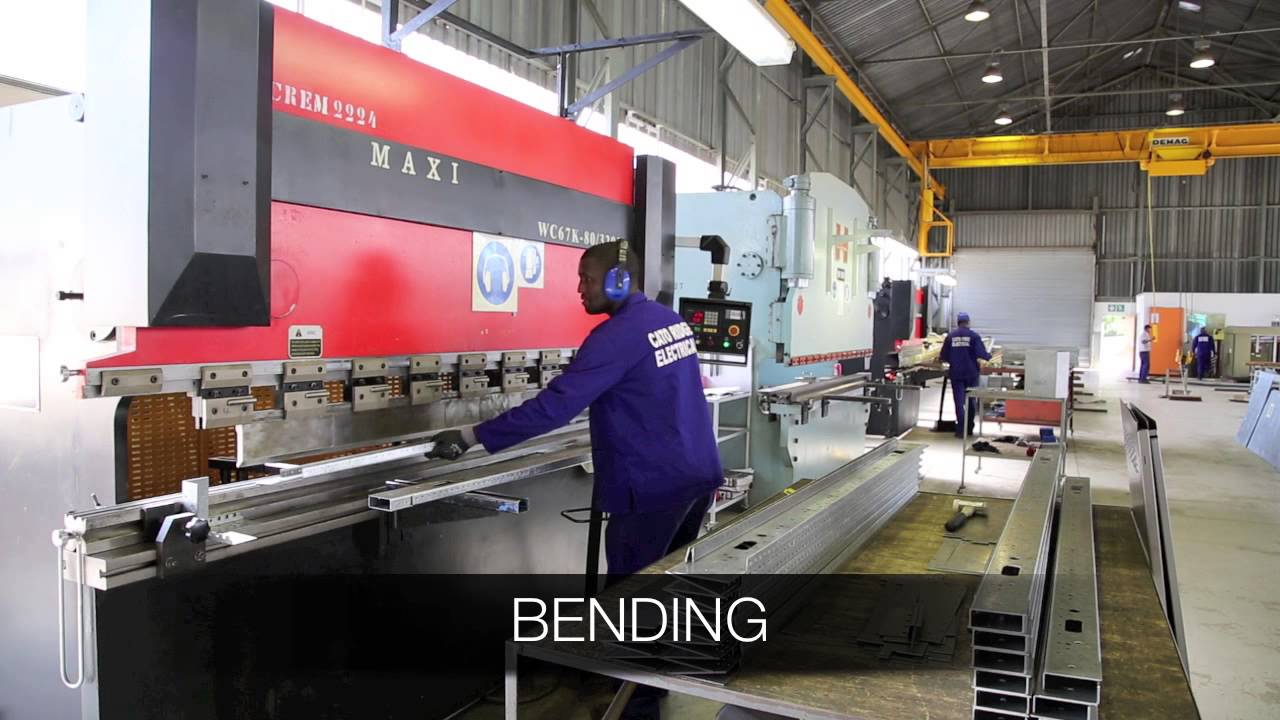 Design And Production In Fabrication