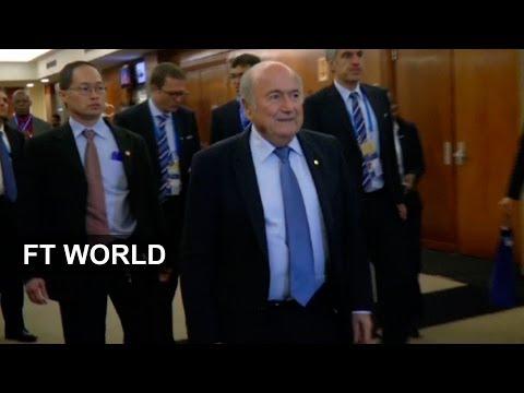 Blatter under fire