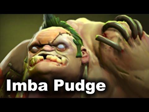 Ubah Imba Pudge Hooks - Na`Vi vs HR Shanghai Dota 2