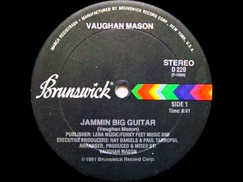 JAMMIN BIG GUITAR - VAUGHAN MASON