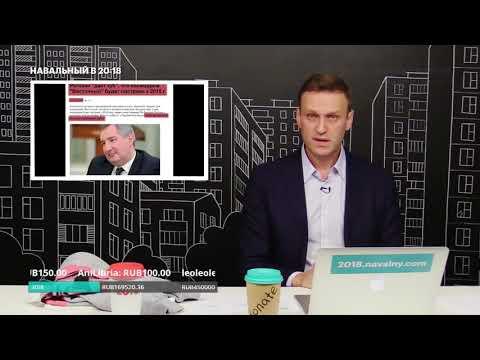 Навальный про коррупцию на космодроме Восточный