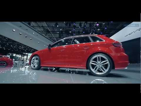 Audi A3 Sportback, обзор