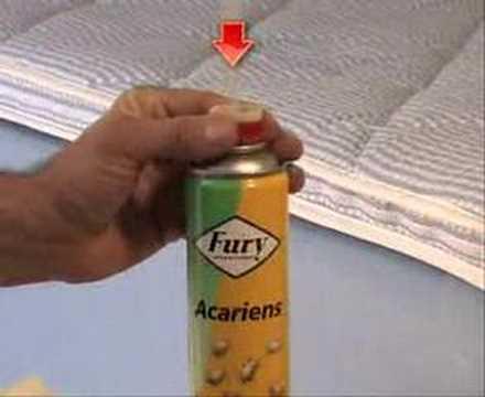 Traiter votre maison contre les acariens youtube - Comment lutter contre les acariens ...